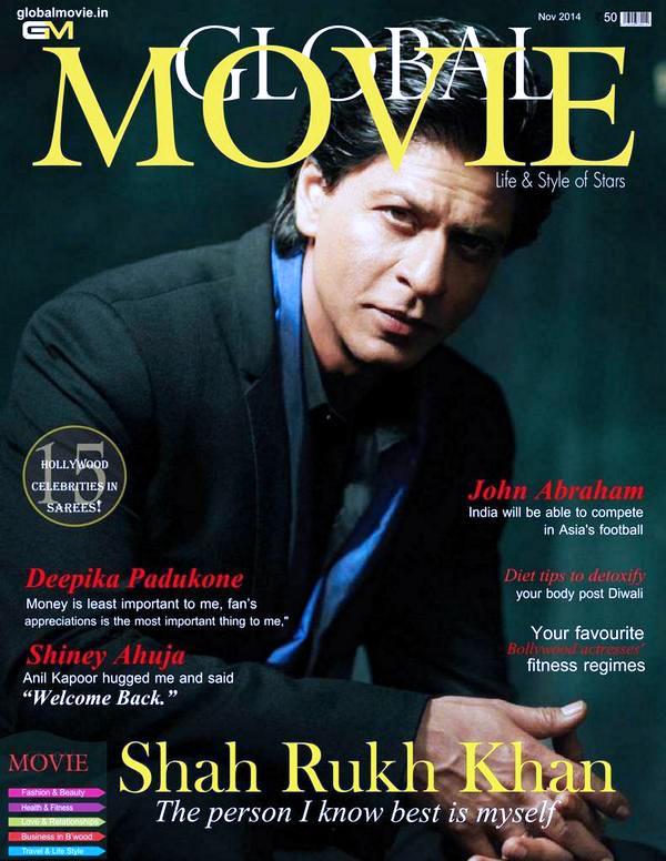 Magazine India, November 2014
